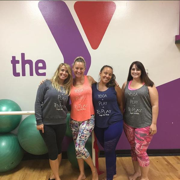 Learn from YoPlay Yoga, Teacher Trainings, Register for Trainings, Training at the Y